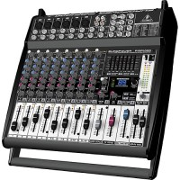 Behringer EUROPOWER PMP1000 Power Mixer (12 Channel)