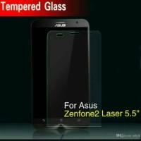 Jual Tempered Glass Screen Protector For Asus Zenfone 2 Laser 5 5 Murah