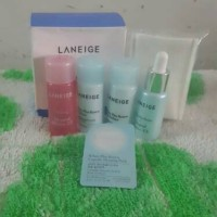 Jual LANEIGE BRIGHTENING TRIAL KIT (6 ITEM) Murah