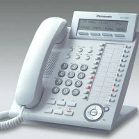 PANASONIC KX-DT333 DIGITAL TELEPHONE ( TELEPON OPERATOR Murah