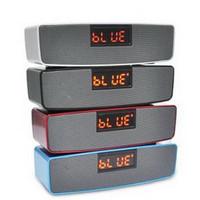 Jual PROMO Speaker portable BOSE LCD ( Bluetooth, Microsd, Usb, Fm Radio ) Murah