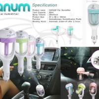Jual Nanum Mini Aromatherapy Car Humidifier Murah Murah