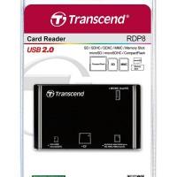 Jual Transcend Card Reader RDP8 Murah