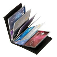 Jual Wonder Wallet | Dompet Kapasitas Isi 24 Kartu Murah