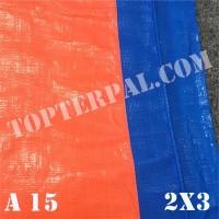 Terpal Plastik A15 Ukuran 2x3 m - Terpal Plastik A15 2x3 meter Murah