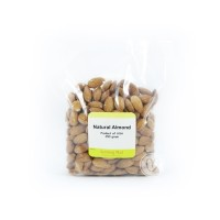 Jual LH Natural Almond 500 (USA) Murah