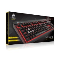 Jual Corsair STRAFE Mechanical Gaming Keyboard - Cherry MX Brown Murah