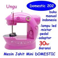 Sewing Machine S2 / FHSm 202 / GT 202 Mesin Jahit mini promo