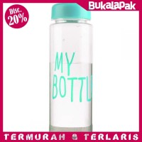 Jual botol-minum-juice-lemon-bening-my-bottle-500ml Diskon Murah