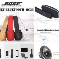 Jual Headphone Bluetooth Bose QC35 Super Bass Berkualitas Murah