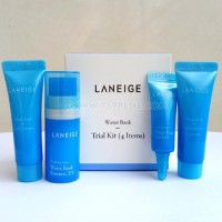 Jual laneige water bank trial kit (4 items)    ORIGINAL Murah