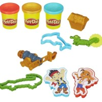 Jual Play-Doh Disney Treasure Creations Featuring Jake And The Never Land Murah