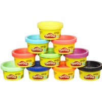 Jual Play-Doh Party Pack 10 Cans - 22037 Murah