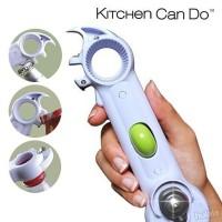 Jual Pembuka Botol & Kaleng 7 in 1 - Kitchen Can Do Berkualitas Murah