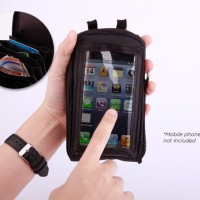 Jual MULTIFUNCTION TOUCH PURSE TAS SLEMPANG BAG COVER SARUNG SMARTPHONE PDA Murah