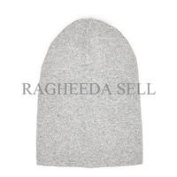 Jual GHJ topi kupluk abu muda misty grey beanie hat import Murah