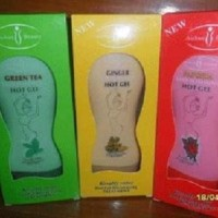 Jual Aichun Slimming Hot Gel Cream Krim USA Herbal Peluntur Pembakar Lemak Murah