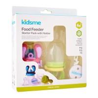 Jual Kidsme Food Feeder Starter Pack With Holder Murah