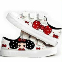 Sepatu Kets Chibi Maruko Chan RN 14