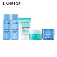 Jual LANEIGE Anti Pollution Care Trial Kit (5 Items) Murah