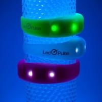 Gelang LED / LED Bracelet motion / Gelang Party Rave