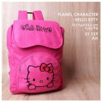 Jual Ransel Alby ~ Hello Kitty (pink) Murah