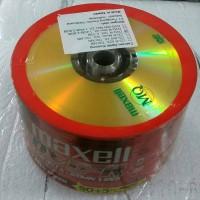 Jual DVD-R 16X MAXELL ROLL 50+5 VERSI CUCI GUDANG Murah