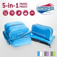 American tourister 5 in 1 Bag in Bag Travel bag samsonite rimowa