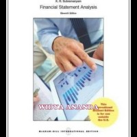 Financial Statement Analysis 11th edition