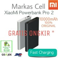 Jual Powerbank XIAOMI 10.000 mAh - New Slim Design - ORIGINAL 100% XIAOMI Murah