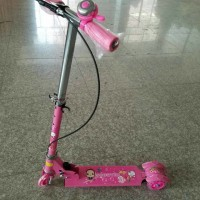 Scooter / Otoped / Skuter anak Karakter motif 3 roda