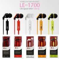 Earphone LG LE-1700