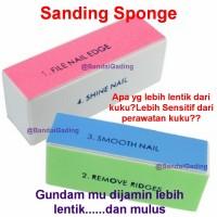 Sanding Sponge / Amplas kuku / Amplas Gundam / Amplas Model kit