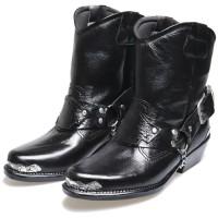 Sepatu Boot Harley Davidson BSM SOGA
