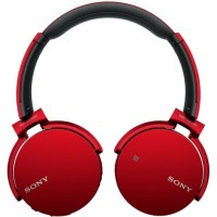 SONY MDR-XB650BT - Red- Garansi resmi Sony indonesia