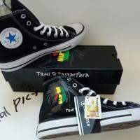 Sepatu Converse Chuck Taylor Tony Q Rastafara