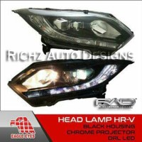 Headlamp / Lampu Depan Honda HRV Model Prestige Eagle Eyes Taiwan
