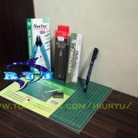 Pack tools starter for gundam and model SD HG RG MG