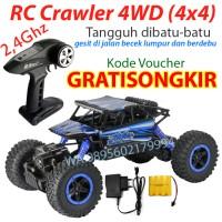 Jual RC Rock Crawler Jeep Merah/Hijau Murah