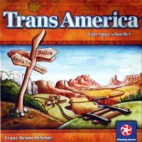 Trans America Board Game