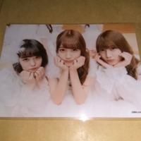 Photo Ichikawa Miori - Kato Rena - Iriyama Anna NMB48 AKB48