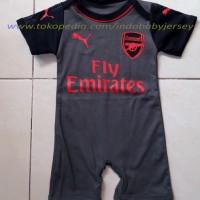 Jumper Baby Baju Bola Bayi Jersey Arsenal *3RD*