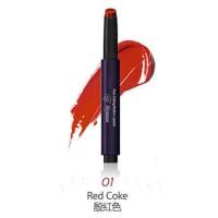 kiss calling button lipstick 1. red coke