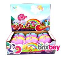 Pony My Lovely Horse Surprise Heart - Mainan berbentuk hati Brixboy