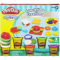 Jual 0960230039 | PLAY DOH FUN DOH LUNCHTIME CREATIONS Murah