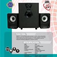 Jual Speaker SIMBADDA CST 1900N+ USB MMC, BLUETOOTH + FM Radio, New Design Murah