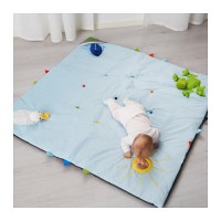 Playmat Bayi IKEA LEKA Playmat Blue Promo