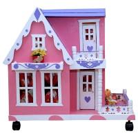 Rumah Rumahan Barbie Ukuran Besar