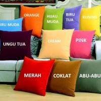 Bantal Kursi Sofa Isi Dalaman Full Silikon Grade A 40x40 cm termurah