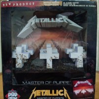 McFarlane Toys 3D Cover Metallica Master of Puppets